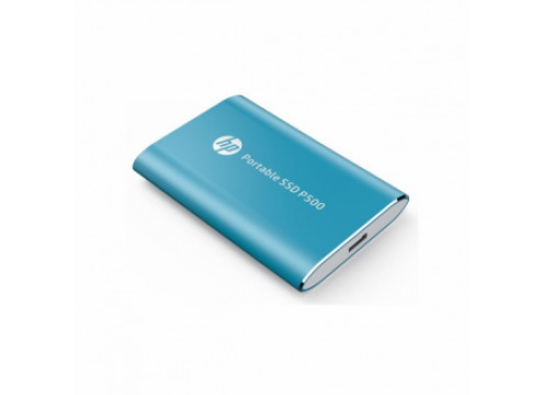 HP Portable SSD P500 250GB Blue