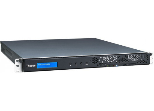 Thecus N4510 PRO-R Enterprise Rackmount Reliable 4-bay 1U Redundant PS solution for SMB